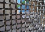 petrochemical industry  hot Dipped Galvanized Wire/SUS304 plain weave  Crimped Wire Mesh