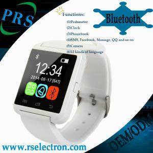 China 2014 hot sale smart bluetooth watch, phone watch on sale