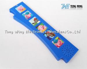China Talking Sound Board Book Push Button Sound Module For Children / Kids / Babies on sale