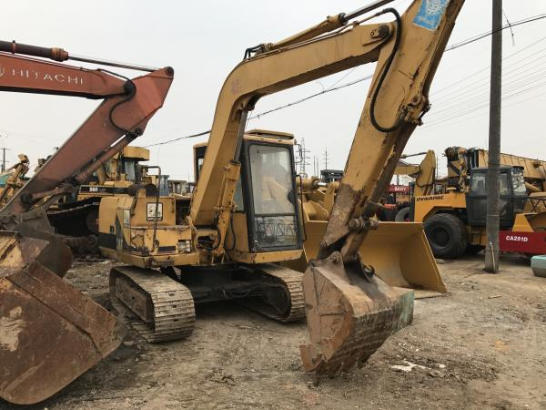 Two Units CAT E70B Excavator for sale for sale – CATERPILLAR Used