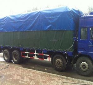China High Tenacity Polyester Waterproof Tarpaulin Covers With Heavy Duty Tarpaulin? on sale