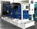 Three Phase Perkins Diesel Generator 35kw - 650kw Leroy Somer