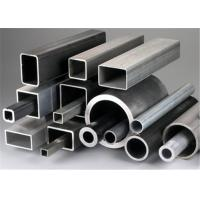 China Cold Bending Roll Stainless Steel Pipe Profiles Thickness 0.3mm-2.0mm For Milk Processing on sale