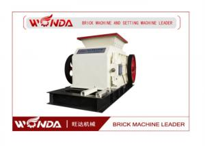 China Fired Clay Brick Roller Fine Small Rock Crushing Machine In Block Production Plant on sale
