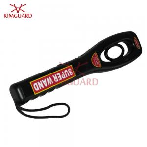 China Railway Station Electronic Portable Metal Detector , Nail Finder Metal Detector Hand on sale