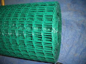 China PVC Coated Welded Mesh on sale