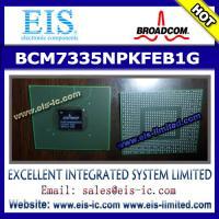 BCM7335NPKFEB1G - BROADCOM - SINGLE-CHIP SATELLITE SET-TOP BOX DECODER