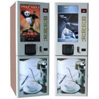 2013 most popular coffee vending machine with LCD player Min. Order: 1 Piece
