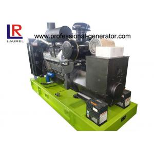 China AC 3 Phase 20kVA - 800kVA Electric Open Diesel Generator with 4 Poles Brushless Alternator on sale