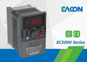 China 1.5kW Electric Vector Control Ac Drive Inverter Digital Light Weight AC DC AC Inverter on sale