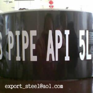 China Tuyau d'acier de Spéc. 5L d'api on sale