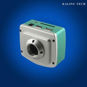 China HDMI+USB+SD card 1080P HDMI Microscope Camera on sale