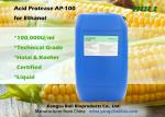 Commercial High Activity Enzymes For Ethanol Acid Protease AP - 100 High Conversion