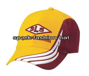 Quality Embroidered patchwork 6 panel promotional baseball cap for sale