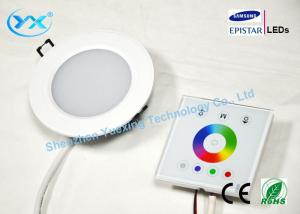 China High Lumen Dimmable RGB LED Downlight 30W For Living Room 4000 - 4500K on sale