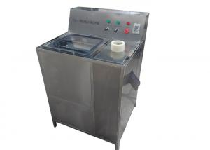 China Semi Auto 5 Gallon Bottle Washing Machine With Booster Pump And Motor on sale