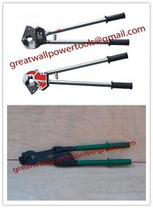 China best quality Ratchet Cable cutter,Use ACSR Ratcheting Cable Cutter on sale
