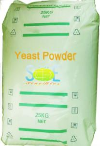 China GMP ISO Standard Powdered Yeast For Animal Feed 3% Amino acid N SYE-PO60 on sale