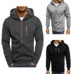 Men custom logo 300grams 100% cotton warm jersey fleece backing pullover hoodie sport sweather apparel factory