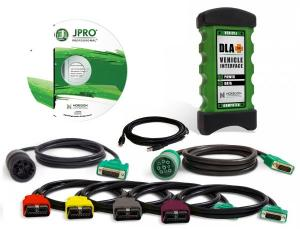 China JPRO DLA Commercial 2.0 Vehicle Interface Diesel Heavy Duty Truck Scanner Diagnosis on sale