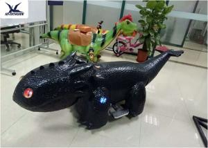 China Coin Operated Motorized Animal Scooters Game Electric Toy Car Length 1.7 M - 2 M on sale