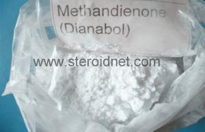 China CAS 72-63-9 Bulking Cycle Human Growth Hormone Steroids Powder Metandienone / Dianabol on sale