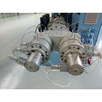 40Cr Pipe Extrusion Die PVC Pipe Extrusion Line , Plastic Pipe Production Line