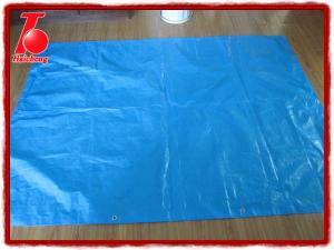 China canvas covers for truck,pe woven fabric,rear cargo cover on sale