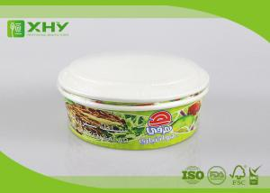 China Professional Paper Salad Bowls Disposable Soup Bowls With FDA Certificate on sale