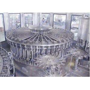 China Customized Full Auto Juice Filling Machine Stainless Steel 304 Material on sale