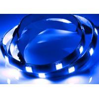 China Weatherproof White Blue Flexible Led Lights Strips on sale