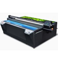 Large Format UV Glass Printing Machine 2513 High Revolution Print Long Lifespan
