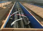 10217-2 / 10217-5 Seamless Steel Pipe High Tensile Strength Round / Square Section