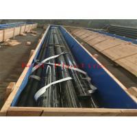 Round Shape ERW Steel Pipe EN 10217-2 EN 10220 EN 10216-2 DIN 2448/17175