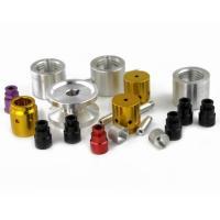 Customized Anodized Aluminum CNC Machining Parts , CNC Machining Service