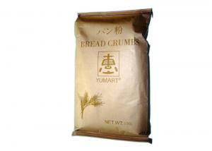 China Natural Granular Panko Bread Crumbs   on sale