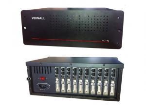 China Caja SC-10 del remitente de VDwall para la tarjeta de envío novastar del linsn on sale