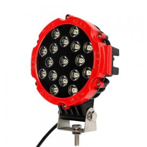 China 51W LED Work Light automotive lighting  Round  LED Work Driving Light with Flood /Spot Beam for Off-road car on sale