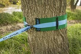 China Tree Protection Safety Slackline Rope Wear Resistance Customized Capacity on sale