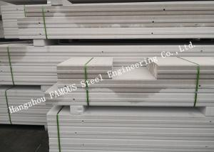 China Autoclaved Aerated Concrete FASEC Prefab - I Panel For Pre-engineered Building Internal Wall Panel on sale