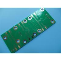 China RO4350B 60 mil High Frequency PCB Immersion Gold on sale