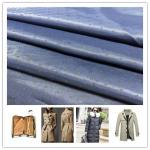 Geometric Pattern Anti Static Lining Fabric , Anti - Tear Lining Polyester Fabric
