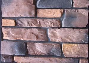 China Light weight cement artificia reef stone for wall on sale