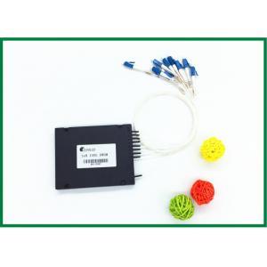 China Single Mode 100G Fiber Optic DWDM CWDM MUX DEMUX 16 channel 1RU Rack Mount supplier