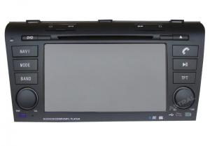 China Car Origial Radio System Double Din Car Stereo Player Mazda on sale