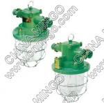 Fを採鉱する安全灯のDGS…防爆電球を採鉱するDGS
