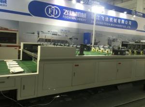Quality High Speed Industrial Die Cut Machine , Feida 1250 * 700 Roll Paper Cutter for sale