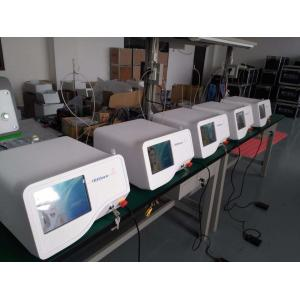 Quality 10W - 30W 980nm Diode Laser Machine for Red Blood Vascular Removal Touch Screen for sale