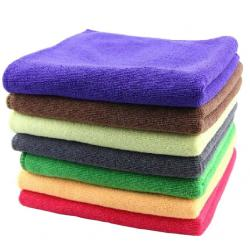 China Microfiber Cloths  for Car Cleaning car washing for sale
