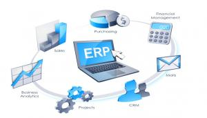 China Manufacturing ERP Software Cloud Integrated System For Small Business Enterprise on sale